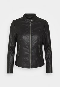 ONLY Petite - ONLMELISA JACKET PETIT - Giacca in similpelle - black - 4
