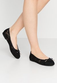 Tamaris - Ballet pumps - black - 0