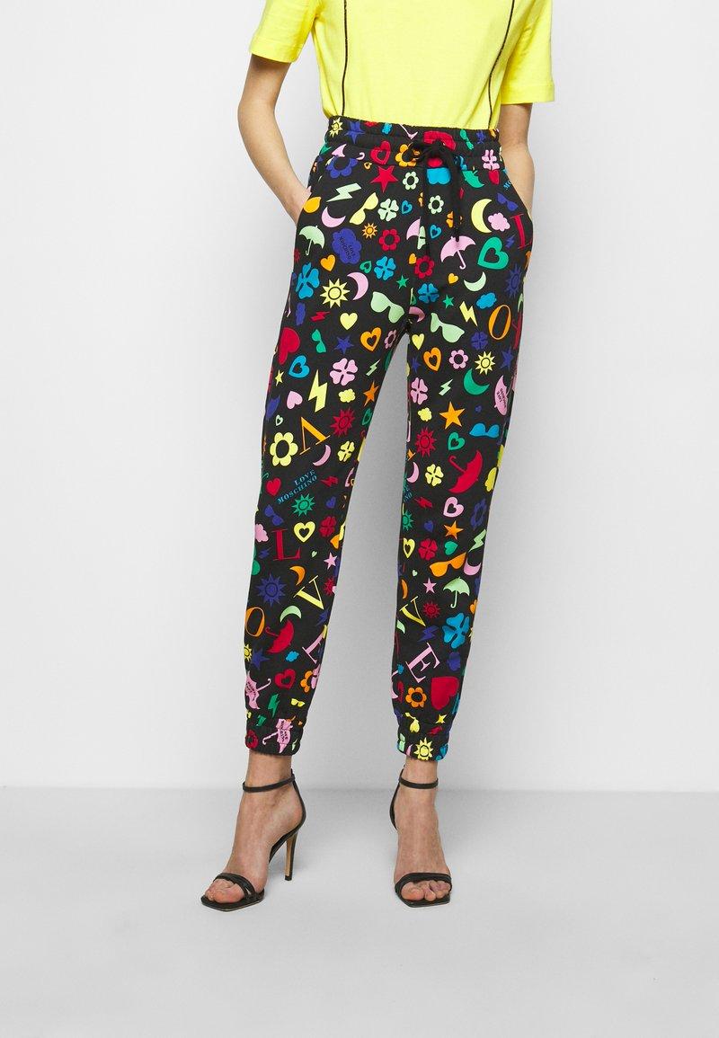 Love Moschino - Jogginghose - multicolor
