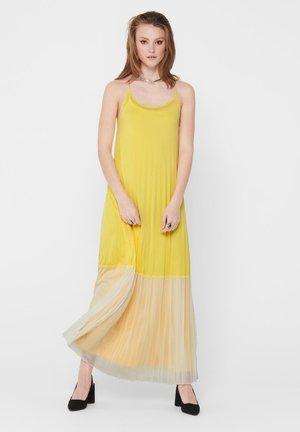 Maxi dress - Dusky Citron
