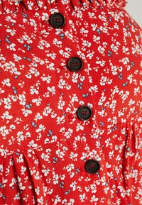Topshop Maternity - SPLIT FRONT - Day dress - red - 7