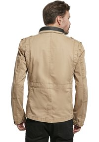 Brandit - HERREN BRITANNIA JACKET - Summer jacket - camel - 1