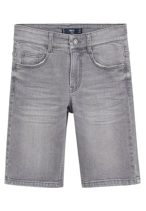 JOHN - Denim shorts - denim grau