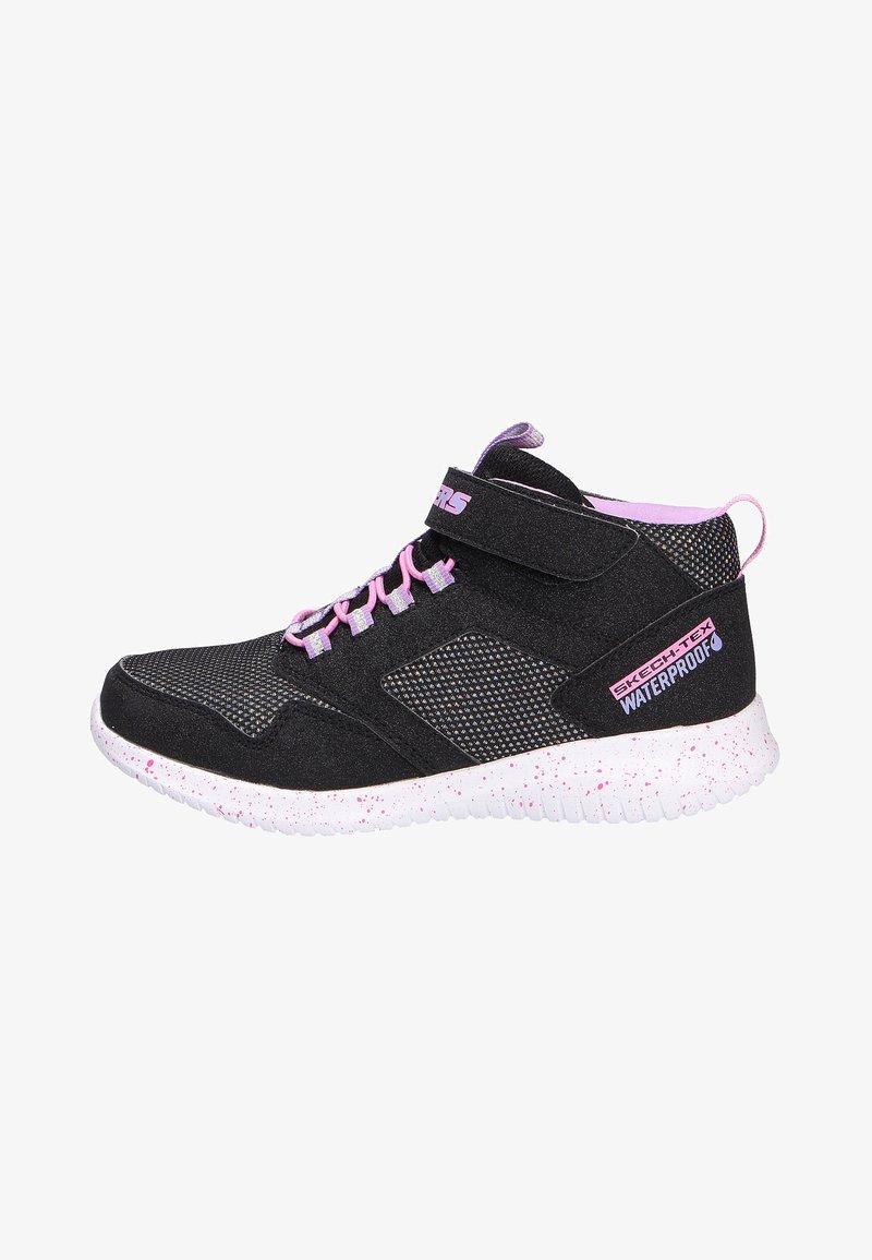 Skechers - High-top trainers - black