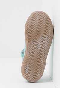 Primigi - Ankle strap ballet pumps - aquamarina - 5