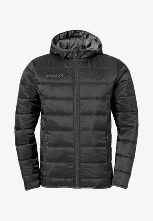ESSENTIAL ULTRA LITE DA - Winter jacket - schwarz