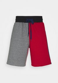 Mitchell & Ness - COLORBLOCKED SHORT - Sports shorts - red - 3
