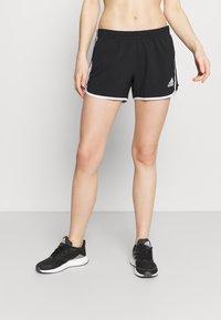 adidas Performance - PRIMEBLUE - Pantaloncini sportivi - black/white - 0