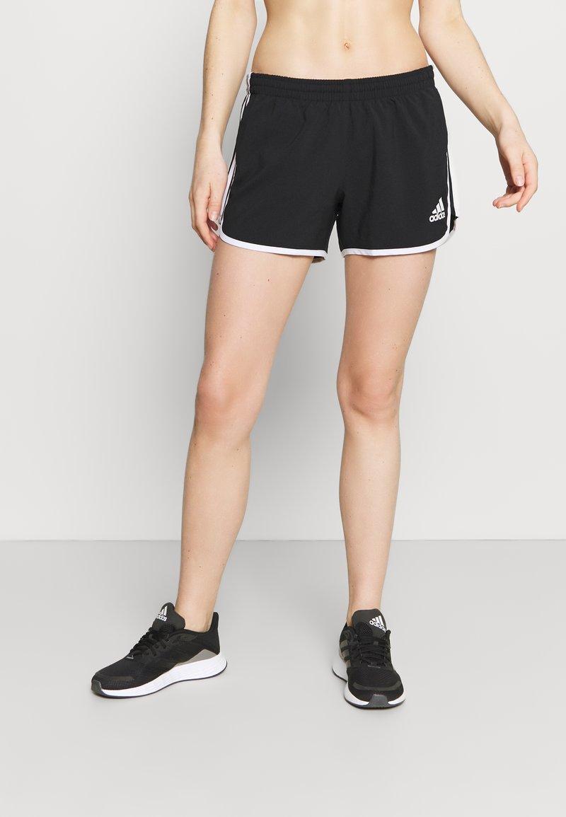 adidas Performance - PRIMEBLUE - Pantaloncini sportivi - black/white
