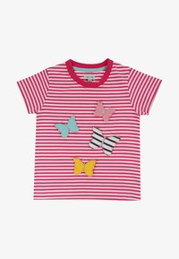 Lilly + Sid - BUTTERFLY - Print T-shirt - pink - 0