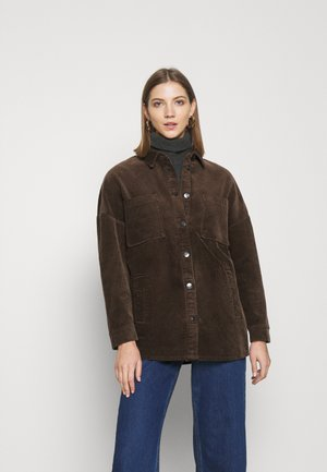ONLJOAN BITTEN SHACKET  - Short coat - rosin