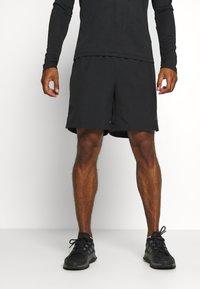 adidas Performance - RUN IT  - Pantalón corto de deporte - black/glory blue - 0