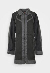 Jordan - NEXT UTILITY JACKET - Short coat - black/iron grey/black - 7