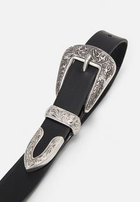 Fire & Glory - FGMARGARITA BELT  - Belt - black/silver - 2