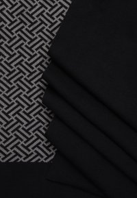 Zign - Šála - black/grey - 2