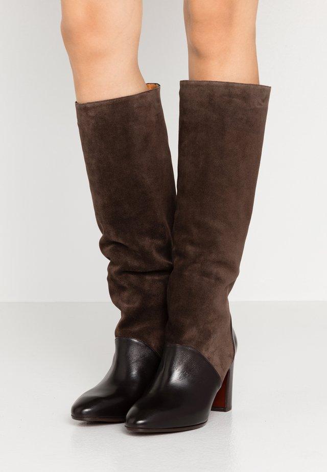 ELEANA - Boots - napoles testa/west testa