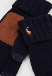Polo Ralph Lauren - SIGNATURE - Gloves - hunter navy - 4