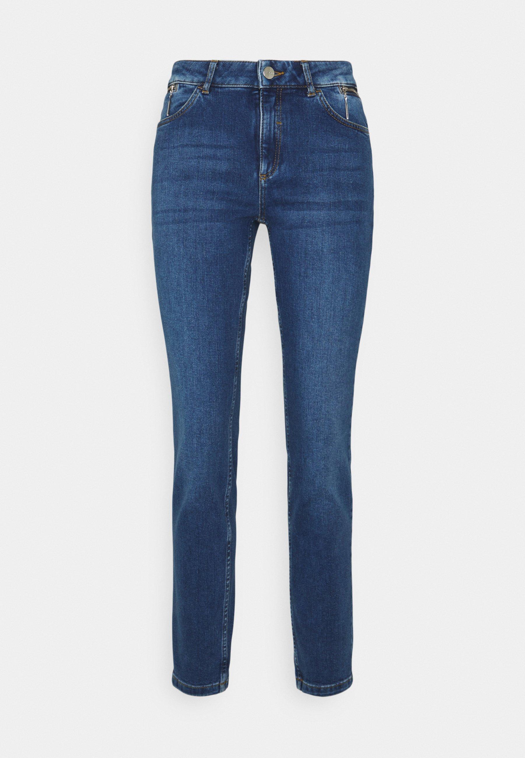 Women HOSE LANG - Slim fit jeans