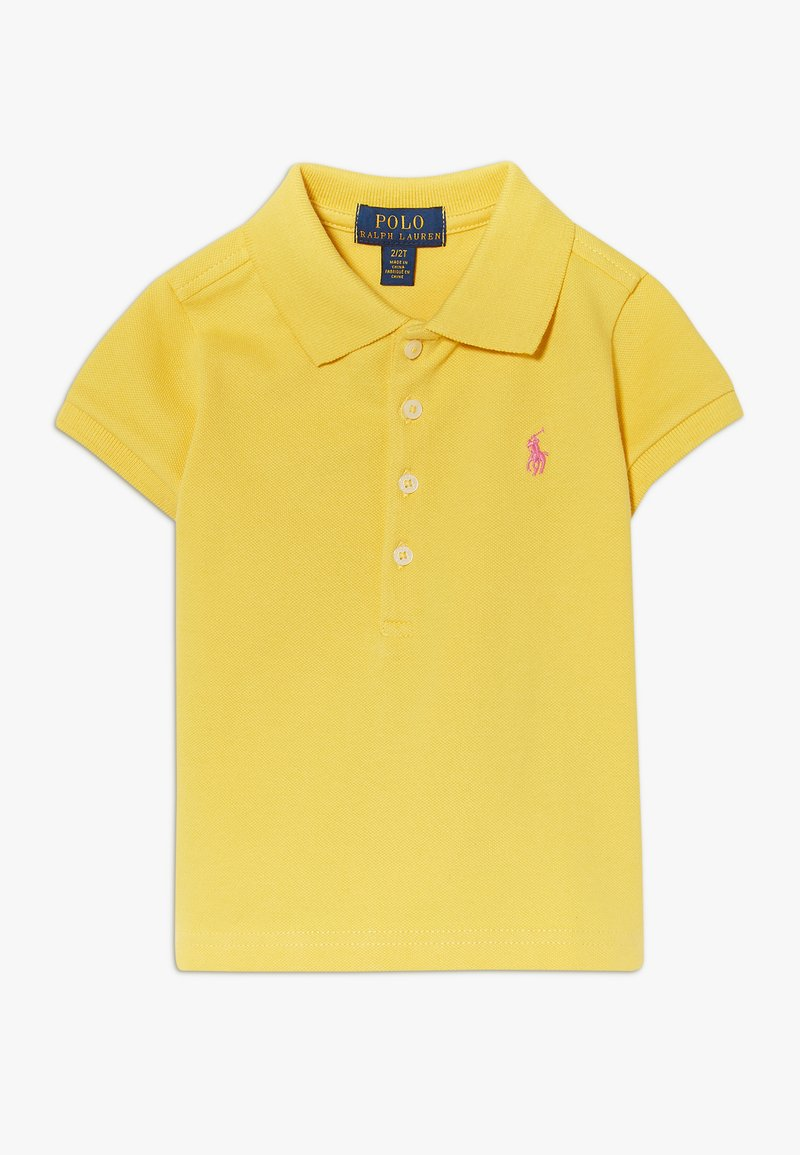Polo Ralph Lauren - Polo shirt - signal yellow/baja pink