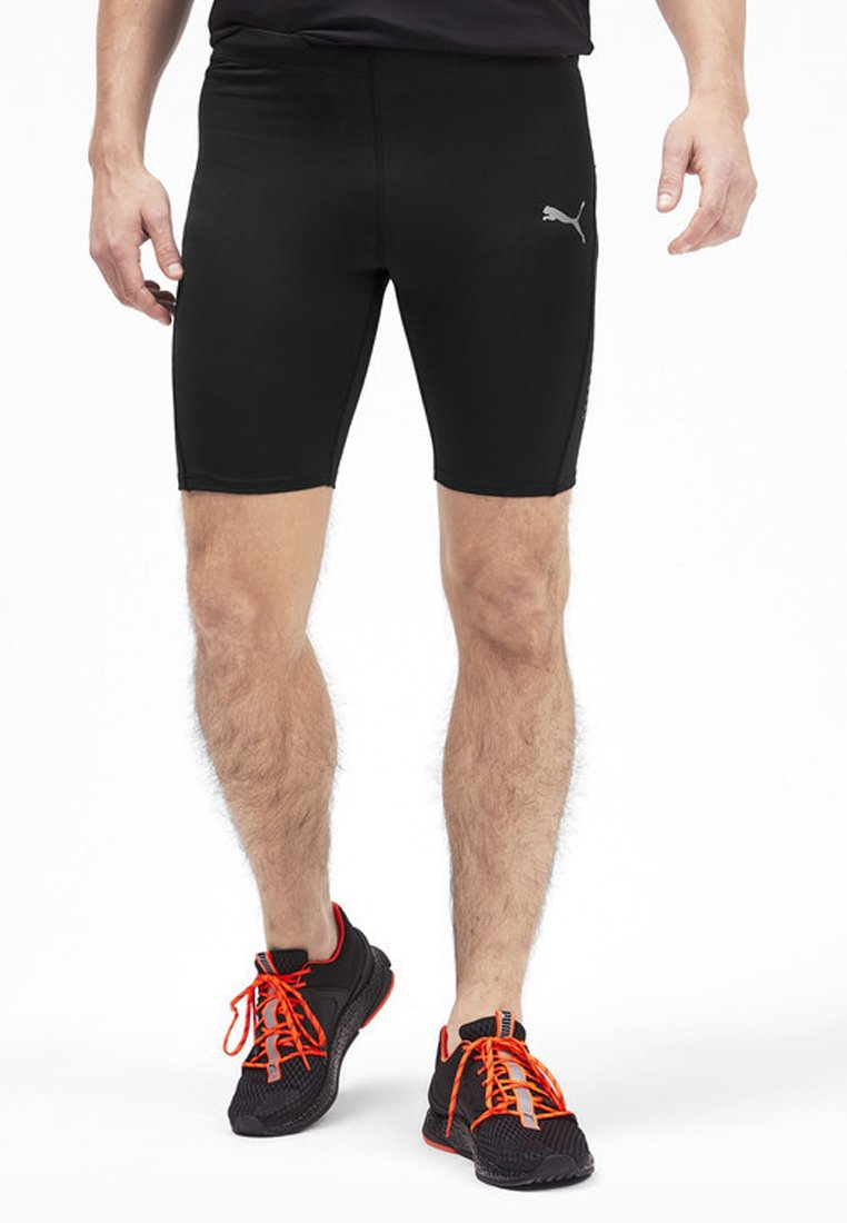 Puma - Sports shorts - black
