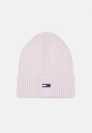 FLAG BEANIE - Muts - pale pink