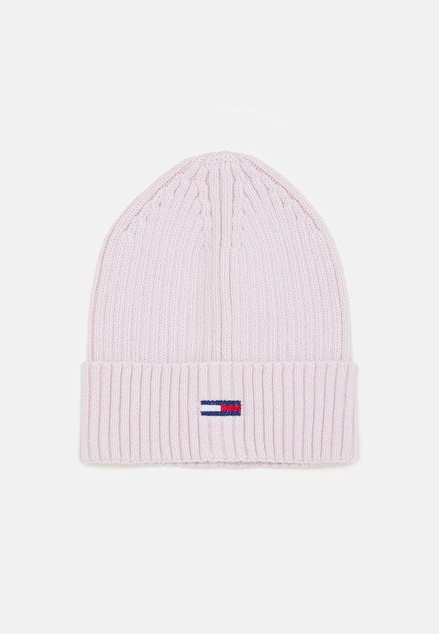 FLAG BEANIE - Pipo - pale pink