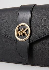 MICHAEL Michael Kors - CHARMMD XBODY - Clutch - black - 2