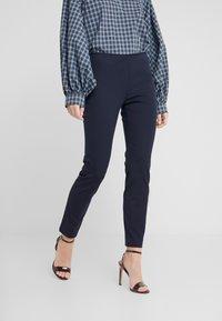 Lauren Ralph Lauren - PANT - Trousers - navy - 0