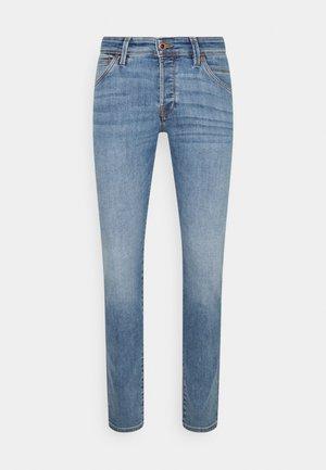 JJIGLENN JJFOX  - Jeans straight leg - blue denim