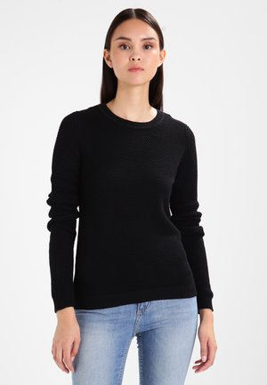 VICHASSA - Jumper - black