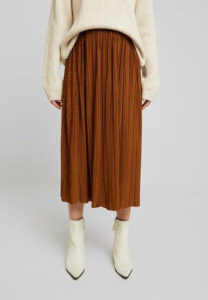 UMA SKIRT - Pleated skirt - monks robe