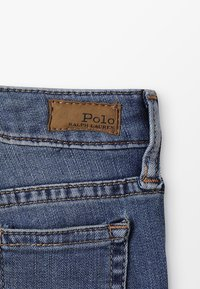 Polo Ralph Lauren - AUBRIE BOTTOMS - Slim fit jeans - lucinda wash - 5