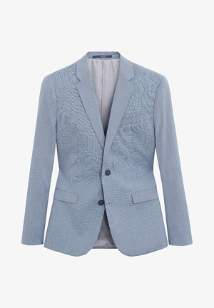 PAULO - Blazer jacket - himmelblau