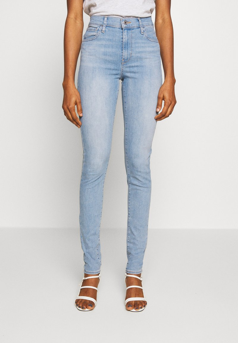 Levi's® - 720 HIRISE SUPER SKINNY - Jeansy Skinny Fit - calling card