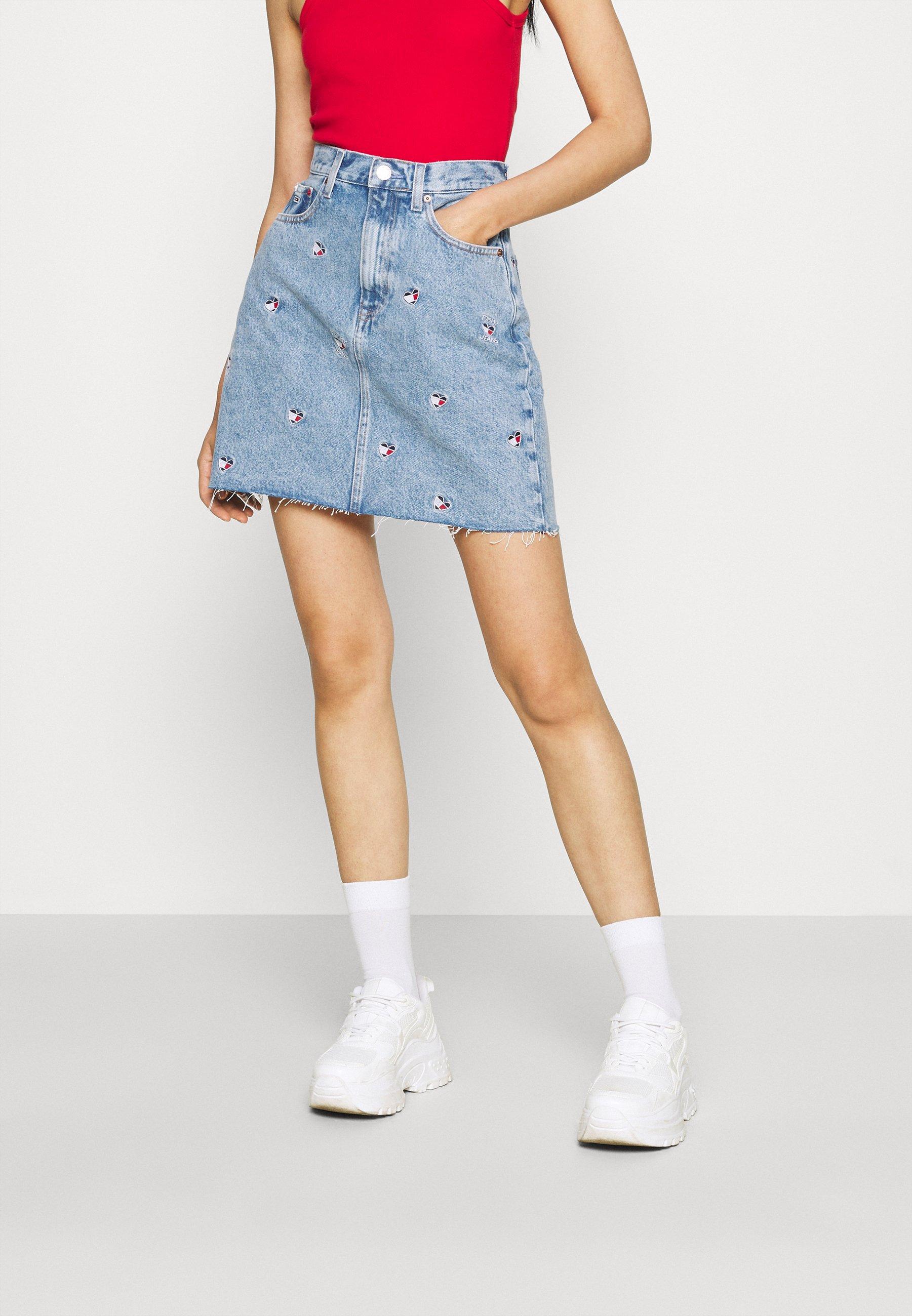 Mujer MOM SKIRT - Minifalda