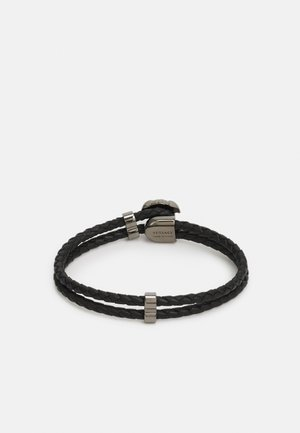 UNISEX - Bracciale - nero/orodo