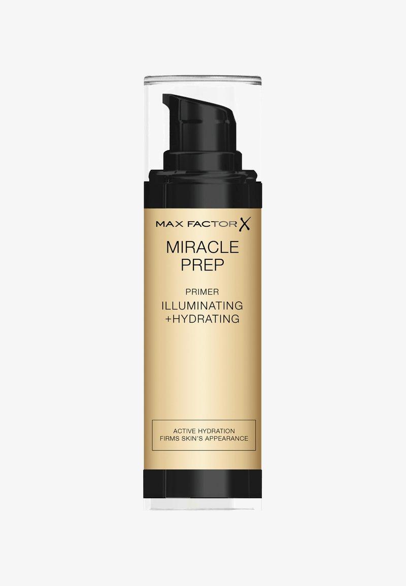Max Factor - MIRACLE PREP ILLUMINATING & HYDRATING PRIMER - Primer - 001