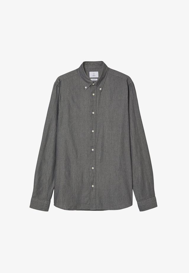 MILTON  - Skjorter - grey melange