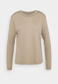 EASE CREW NECK - Maglietta a manica lunga - comfort grey