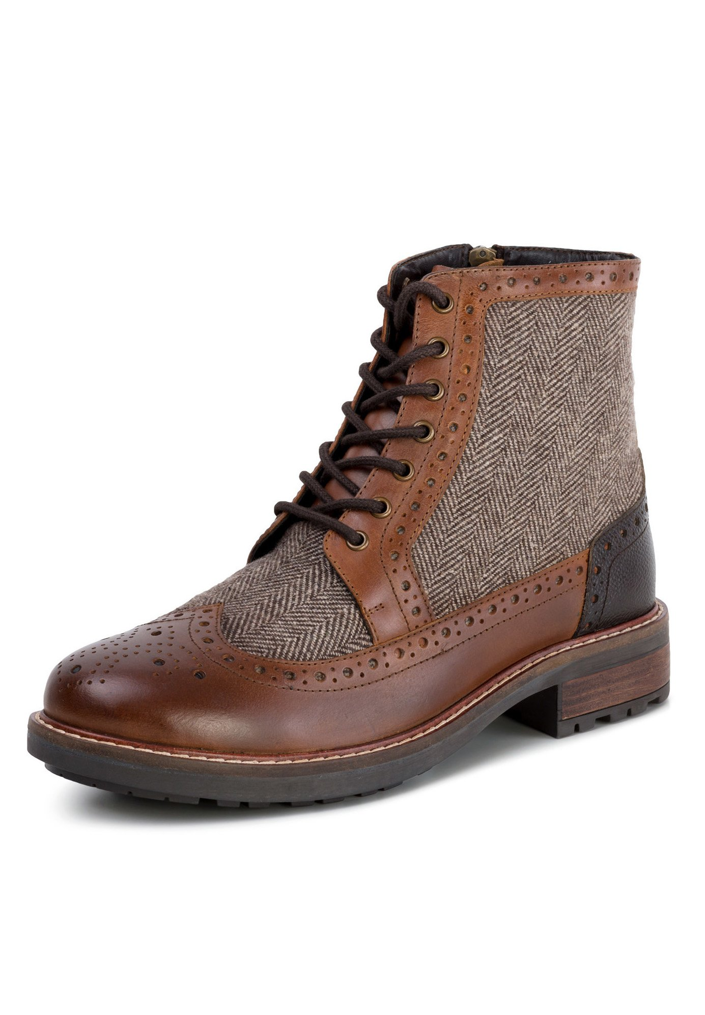 Men TWILL - Ankle boots