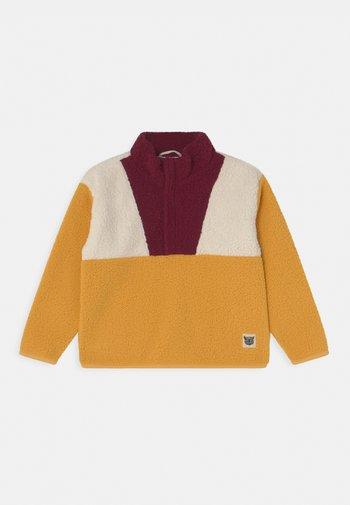 MINI - Fleece jumper - yellow
