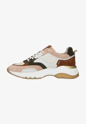 Sneakers laag - rosé