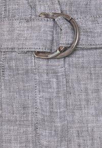 Marks & Spencer London - Trousers - light grey - 2