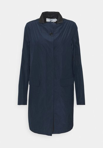 PURE PORI CLASSIC COAT - Classic coat - dark night