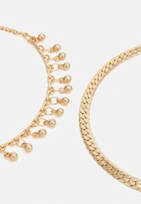 ALDO - ANKLET LAWRAWANI 2 PACK - Bracelet - gold-coloured - 2
