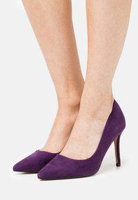 Dorothy Perkins - DELE COURT - High heels - purple - 0