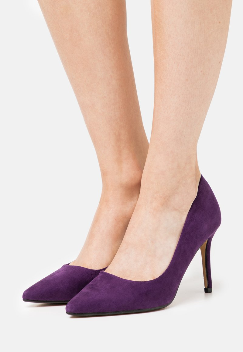Dorothy Perkins - DELE COURT - High heels - purple