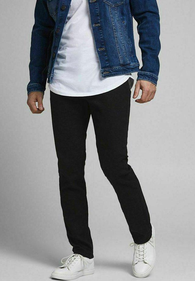 Jeans slim fit - black denim