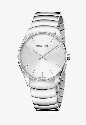 CLASSIC - Watch - silver-coloured
