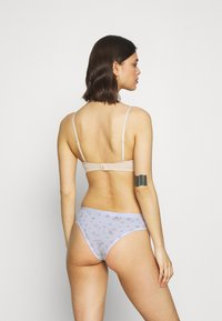 Cotton On Body - BRASILIANO 3 PACK - Braguitas - grey/white/chalky lavendar - 2